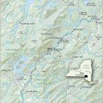 AuSable river map