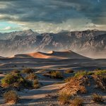 Easter Storm at Mesquite Dunes