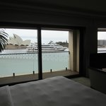 View from room 12