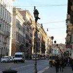 rue de l'hôtel