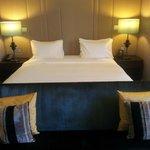 Ausgezeichnetes Bett