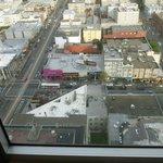 view down California St