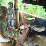 roasting of the civet coffee beans