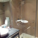 cool shower room