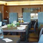 salle de restaurant Le Clipper