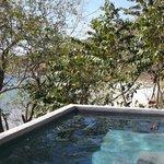 plunge pool Venado 1 chalet