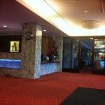 small lobby