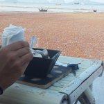 ShantiShanti view low tide