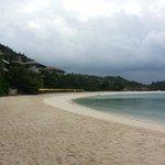 Semi Private Beach