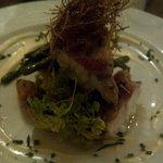 Tasty monkfish