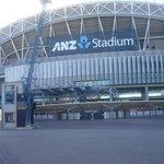 Arghya Sydney Olympic Park 1