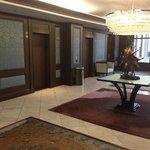 4th floor elevator area