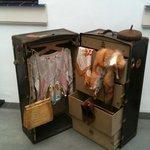 Nos vamos de viaje? ya tengo la maleta...