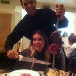 W il churrasco!!!