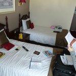 Chambre 1222 spacieuse
