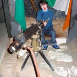 irish uprising exhibit