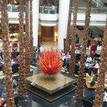 Lobby at The Westin Shanghai