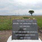 Early in the 2nd Boer War