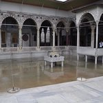 Pool in Topkapi