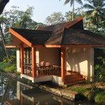 Resort cottage