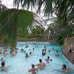 l'aquamondo, la piscine quoi !