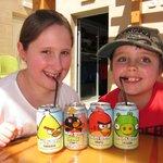 Angry Birds soda. Whatever next?