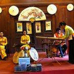 Recital no Templo da Literatura