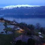 vista su Lago di Garda e Monte Baldo