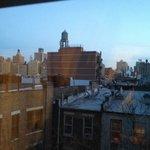 back view bedroom window