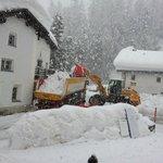 anspruchsvolle Schneeräumung