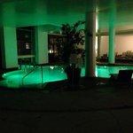 la spa di sera
