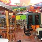 Bar/restaurant-they love their Jaegermeister!