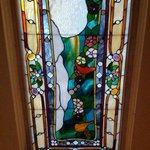 John LaFarge stained glass.