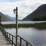 Risopatron lake