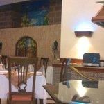 El restaurant del hotel