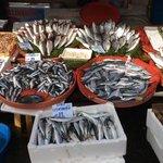 Fish Market on Karakoy side of Galat bridge