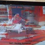 menu tunisien