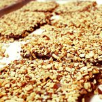 Freshly made English Toffee