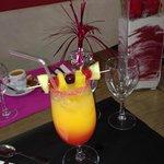 le cocktail de mon chéri