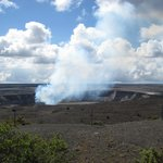 Hawaii Volcanoes National Park - Kilauea Crater