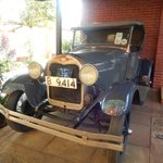 Right Hand Drive Ford Model A