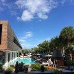 SLS in paradise