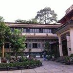 Pátio do Museu de História do Vietnã