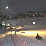 Ski Tubing