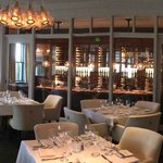 Salt Restaurant with Wine Room - private dining area
