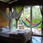View of our room, Bungalow #1