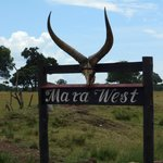Entrance to Mara West
