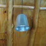 Light in a bucket