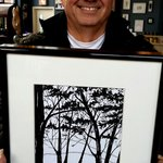 John DeAmicis framed lithos