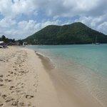la plage de réduit beach